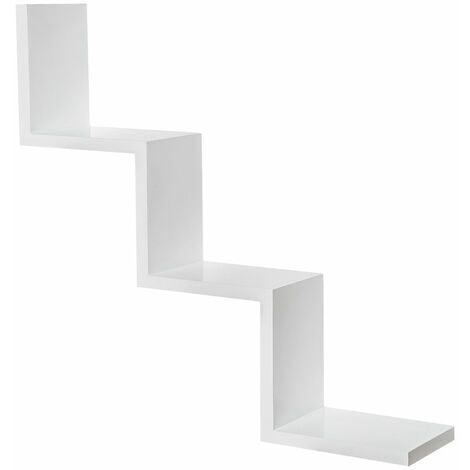 Floating shelf Laura - wall shelf, wall mounted shelf, hanging shelf