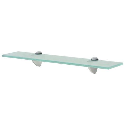 Floating ShelGlass 50x20 cm 8 mm