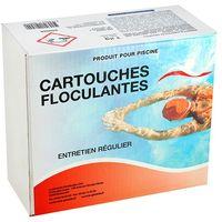 Floculant cartouches - 1 kg de Swimmer - Produits chimiques