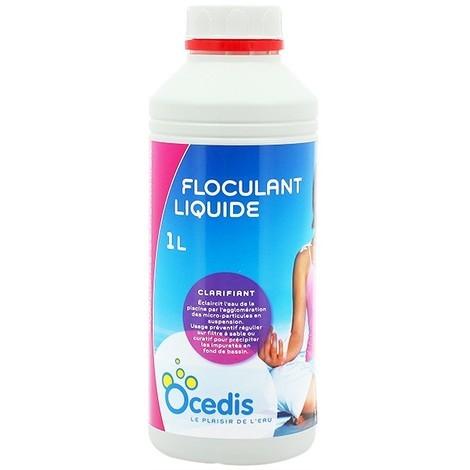 Floculant liquide Ocedis - 1x1L de Ocedis - Produits chimiques