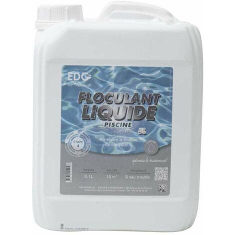 Floculant liquide pour piscine 5 litres
