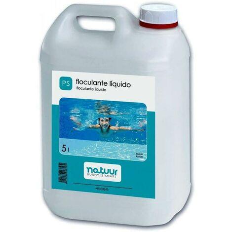 Floculant pour piscine liquide Natuur 5 Lt Nt100243