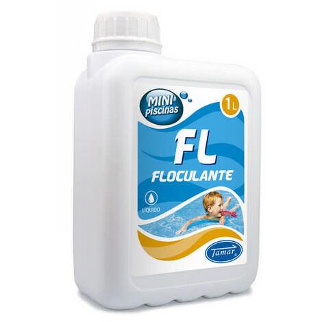 FLOCULANTE / CLARIFICANTE MINIPISCINAS 1 L - Tamar