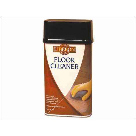 Wood Floor Cleaner 1 Litre (LIBFCW1L)
