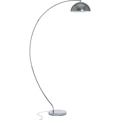 Floor Lamp Silver KAMA