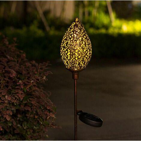 "main image of ""Floor lamp SOLAR LANTERN PATTERN LIGHT"""