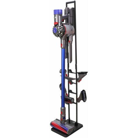 Floor Stand Holder For Dyson Cordless Vacuum Cleaner V7 V8 V10 Motorhead Storage,Black