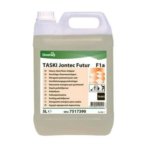 Floor stripper DIVERSEY with taski rinsing future jontec jontec - 5L