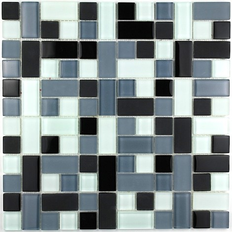 Floor tiles mosaic wall mv-cub-noi