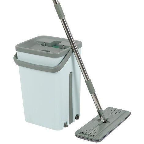 Floor Washer Mop Cleaning 360 Degrees + Bucket