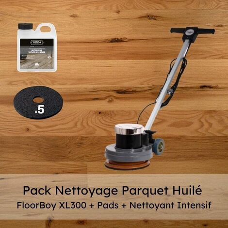 Floorboy - Pack Spécial Nettoyage
