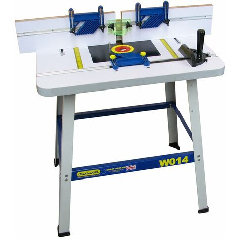 Floorstanding Router Table