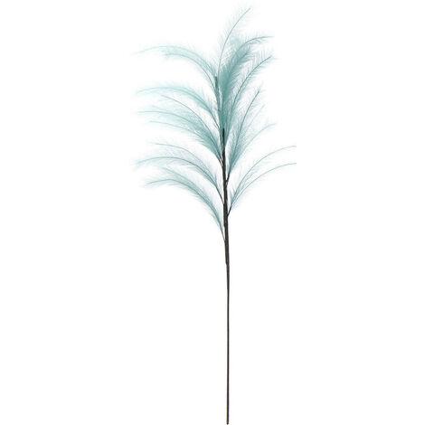 Flor Artificial para Jarron, Decoración de Interior/Hogar. 3 Modelos, Diseño Elegante/Rama 30x114 cm Azul