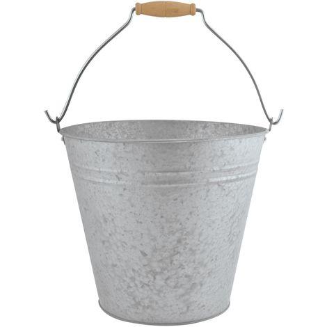 Flora Altzink Eimer 9,5 Liter