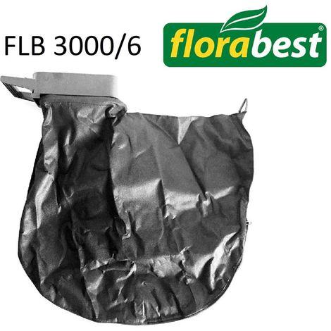 Florabest Fangsack mit Halterung Florabest LIDL Elektro Laubsauger FLB 3000/6