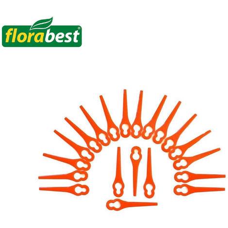 Florabest FRTA 20 A1 - LIDL IAN 282232 Kunststoffmesser (20er Pack)
