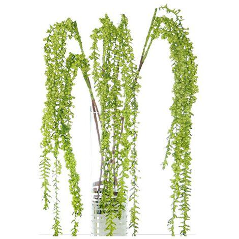 Flores Artificiales verdes