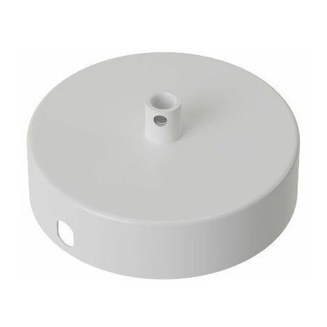 Floron decorativo CALEX 940020 para 1 colgante 100mm Blanco mate