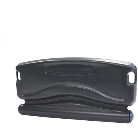 Flotteur d'hivernage noir 50 cm lesté pour piscine - Linxor