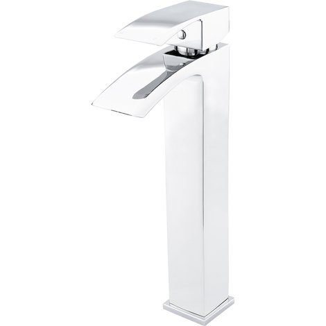 Flow High Rise Basin Mixer Tap
