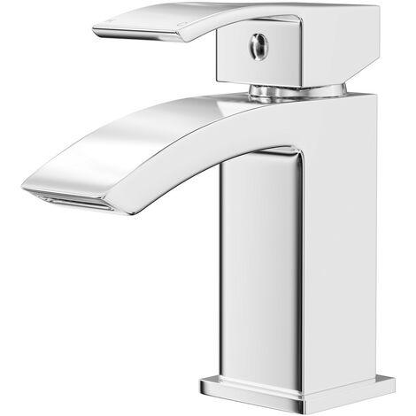 Flow Mini Mono Basin Mixer Tap
