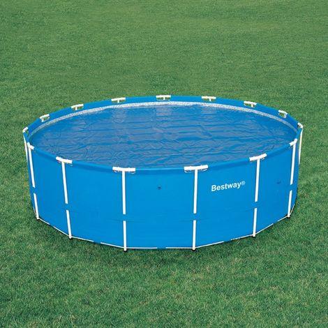 Flowclear™ Solarabdeckplane, für Ø549 cm Steel Pro MAX™ Pool und Power Steel™ Pool