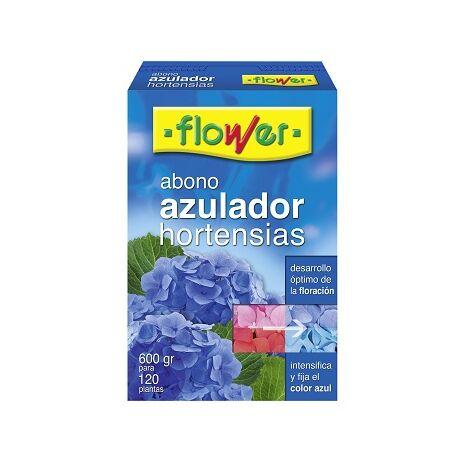 FLOWER Abono Azulador de Hortensias Soluble, 600 gr