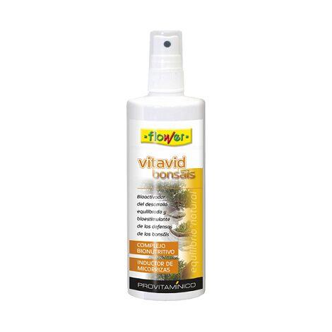 FLOWER Abono Líquido VITAVID BONSAIS Platinum 10, Spray 180 ml