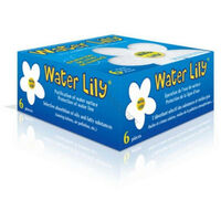 Flower absorbent of waste and substances Water lily for swimming pool