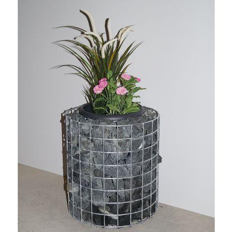 Flower column height 42 cm, diameter 37 cm