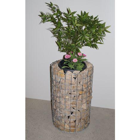 Flower column height 62 cm, diameter 37 cm