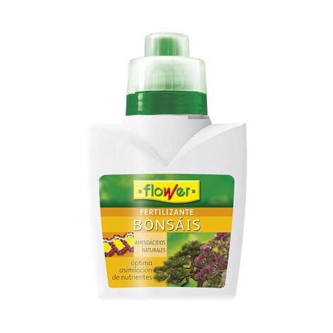 FLOWER Fertilizante Líquido BONSÁIS, 300 ml