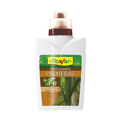 FLOWER Fertilizante Líquido PALMERAS, 500 ml