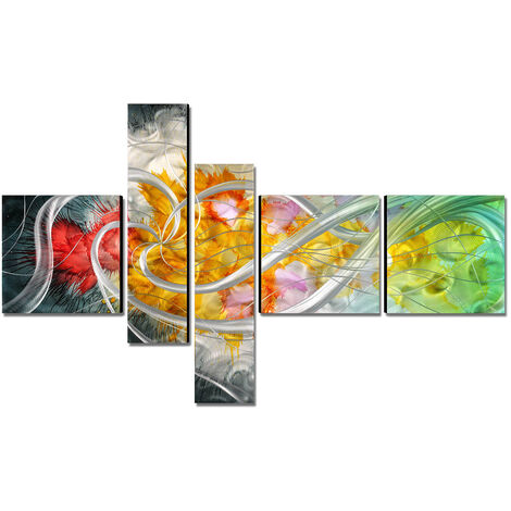 Flower of Life Modern Painting Wall Painting 5 Colours