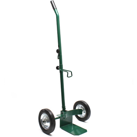 Flower pot mover 37x18.1x11.8 inches (94x46x30cm) with foldable handle