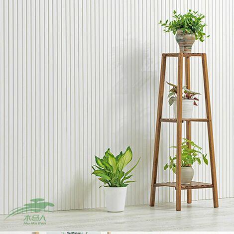 Flower stand plant shelf bonsa garden pot??(3 levels)