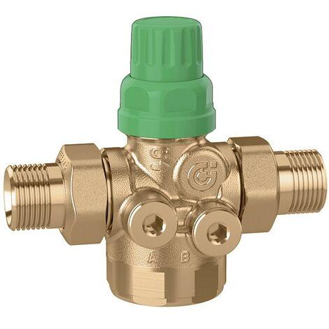 FLOWMATIC® Vanne de régulation indépendante de la pression Caleffi 145