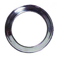 Flue shaft - Aluminium escutcheon diameter 111mm - ISOTIP JONCOUX : 019111