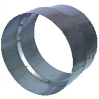 Flue shaft - Stainless reduction diameter 125/118 - ANJOS : 2766