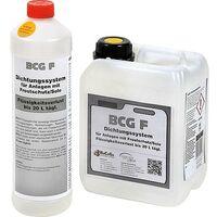 Flüssigdichtmittel Selbstdichtmittel Dichtmittel BCG F 1-5 Liter Heizung Solar 1 Liter