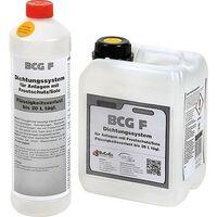 Flüssigdichtmittel Selbstdichtmittel Dichtmittel BCG F 1-5 Liter Heizung Solar 5 Liter