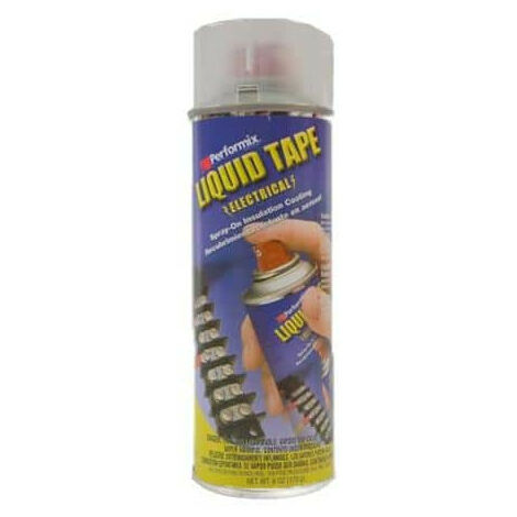 flüssiges Aerosol Isolierband Plasti Dip 175 ml transparent