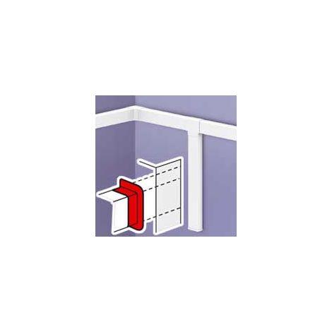 FLUID-PASAMUROS RECTO 40X70 LEGRAND 611270
