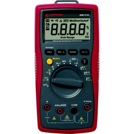 Fluke Digitalmultimeter AM-510-EUR