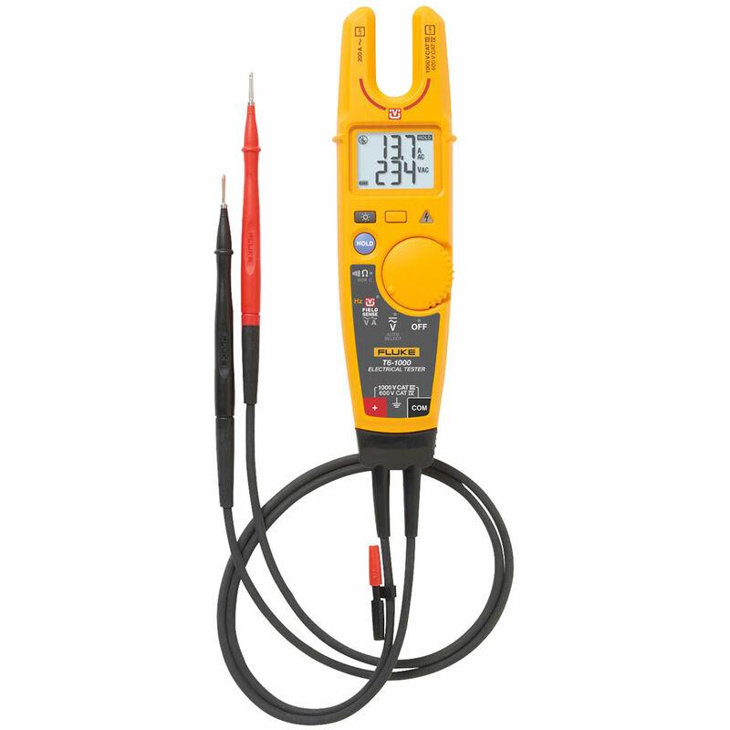 Image of Fluke T6-1000/EU 1000V AC/DC Electrical Tester