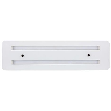 Fluorescente Espinela Blanco Ctubo Led T8 2x9w 13x65 luz fría