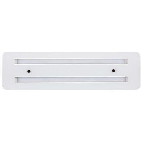 Fluorescente Espinela Blanco Ctubo Led T8 2x9w 13x65 luz fría - Blanco