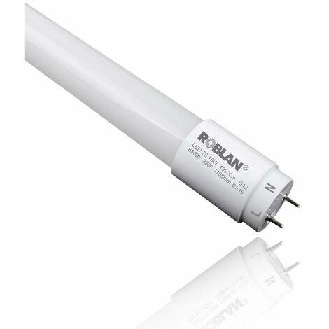 Fluorescente Led de 18W 3000K 120CMT .Roblan LEDT818330C