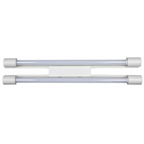 Fluorescente Silice Led Blanco 2x8w Tincl 1500lm 6500k 63x12x5