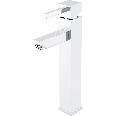 Flux High Rise Basin Mixer Tap